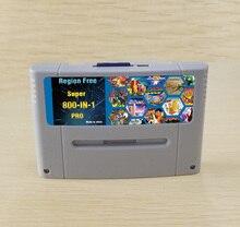 Игровая карта «сделай сам» 800 в 1 Super China Pro Remix для 16 битной игровой консоли, игровой Картридж с поддержкой всех консолей США/Европы/Японии