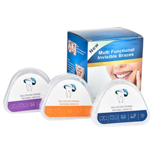 Teeth-Trainer 3-Stages Correction-Therapy Physical Aligment Tooth Orthodontic Adult