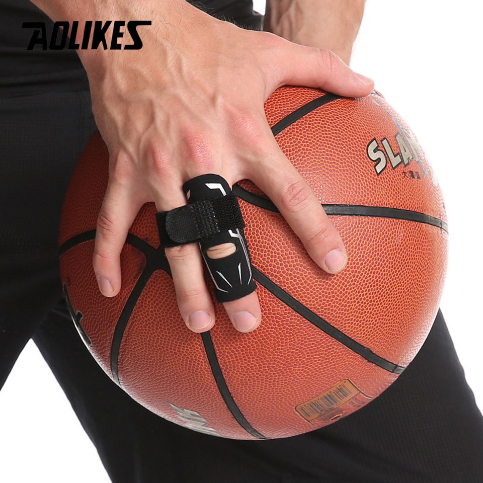 New Basketball Finger Protect Brace Sport Finger Arthrosis Band Protect Splint Guard Bands Finger Protector Guard