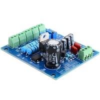 Kit de painel medidor vu 2 pces analógico vu medidor + placa motorista com luz traseira quente para amp|Tela de exibição| |  -