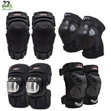 WOSAWE 1 Pair Sports Knee Protector Brace Protection Motorcycle Cycling Skating Ski Snowboarding Guard Gear Kneepads