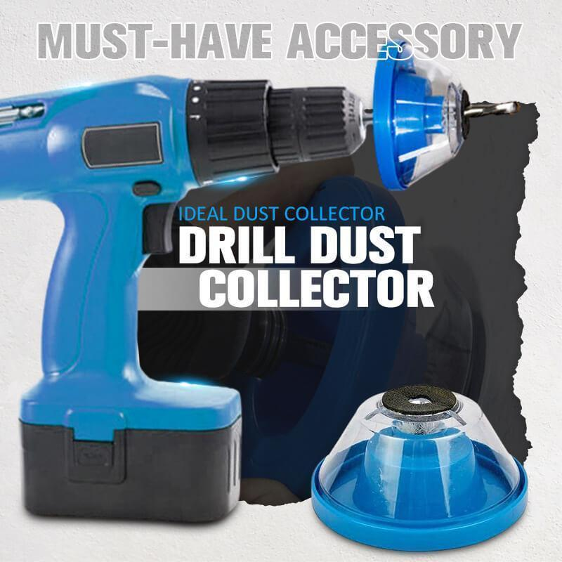 Electric Must-Have Accessory Drill Dust Collector Cover Collecting Ash bowl Dust proof for electric Household tools Drill Dust C