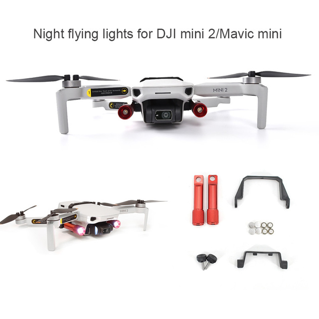 STARTRC DJI Mavic MINI drone Night Flight Searchlight Flashlight for dji mini 2 drone rc parts