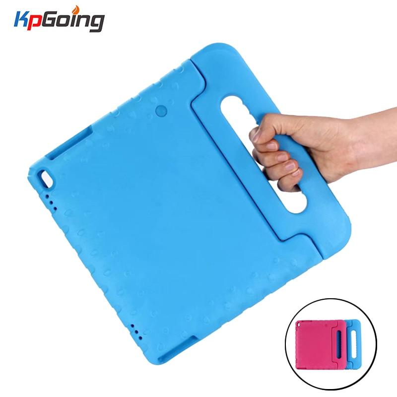 EVA Case For Lenovo Tab E10 TB-X104F Hand-held Full Body Children Kids Handle Stand Tablet Cover For Lenovo Tab E10 10.1 Inch