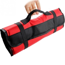 Portable Storage Oxford Canvas Bag Kitchen knife storage bag Practical Household Metal Parts Travel Organizer
