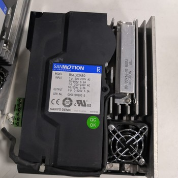 SANYO DENKI RS1L03AE0 Servo driver(Quality guarantee and the price is negotiable)