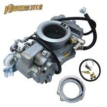 Motorcycle Carburetor HSR42 HSR45 HSR48 Mikuni Accelerator Pump Performance Pumper Carb For Harley TM42 TM45 TM48 недорого
