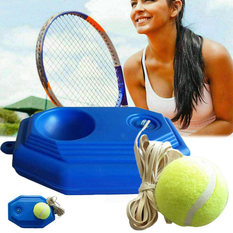Exercise Tennis Ball Self-study Rebound Ball Tennis Trainer Baseboard Tennis Trainer Training Primary Tool