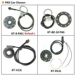 Image 5 - Een Dag 36V/48V 500W Elektrische Fiets Conversie Kit 16  29 700C Borstelloze Gear front Hub Motor Wiel Voor Elektrische Fiets