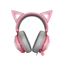 Razer Kraken Kitty cuffie da gioco TNX 7.1 cuffie audio Surround interfaccia USB riduzione attiva del rumore microfono cuffie Gamer