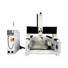 Machine de découpe du bois cnc 1325/1530/2030, changement d'outil automatique, routeur 1325 ATC 4 axes