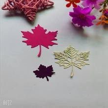 foliage Metal Cutting Dies for DIY Scrapbooking Album Paper Cards Decorative Crafts Embossing Die Cuts(China)