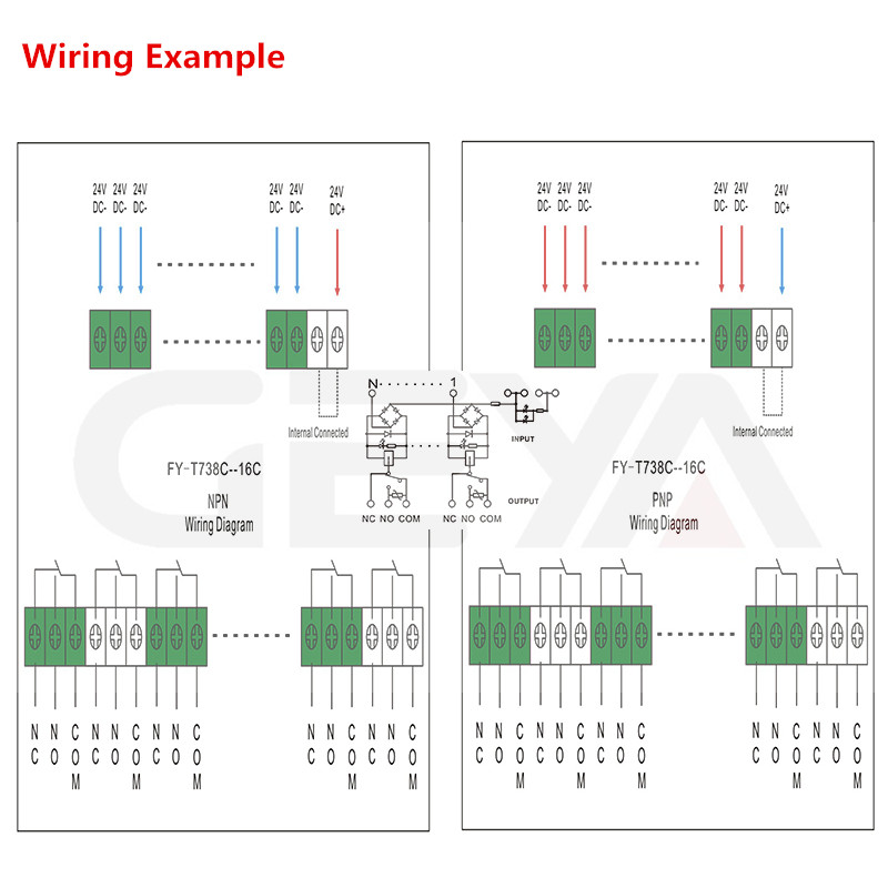 FY-T738 16 wiring example (2)