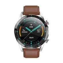 2021 New IP68 Waterproof  Women's Watch Music Phone Call Men's Watch Full Touch  Bluetooth Call ECG Oxygen High-end Smart Watch