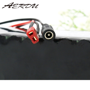 Image 5 - AERDU 13S4P 48V 12.8Ah 1000watt Lithium ion Battery Pack 3200MAH 54.6v E bike Electric bicycle Scooter with 25A discharge BMS