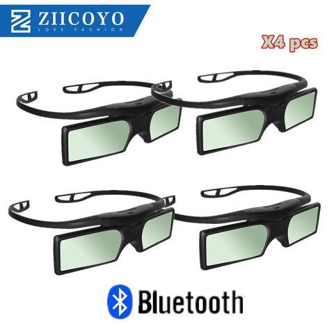 Óculos para Todos d e es e f Lote Substituir Óculos 3d Ssg-5100gb Ativos Bluetooth Samsung 2020-2011 h Série tv 4x G15-bt