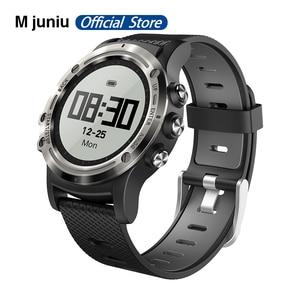 Image 1 - P1 מיני GPS Smartwatch IP68 עמיד למים שעונים ספורט Tracker צג כושר ספורט הודעה תזכורת ארוך המתנה