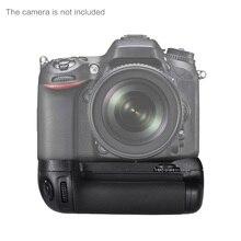 Andoer BG 2N Vertikale Batterie Griff Halter für Nikon D7100/D7200 DSLR Kamera Kompatibel mit EN EL Batterie