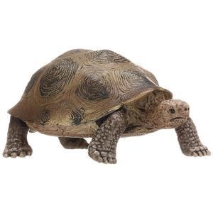 3.4 Inch 8.5cm Wild Life Zoo Animal Model Giant Tortoise Turtle Figures Collectible Figurine Kids Educational Toys Children