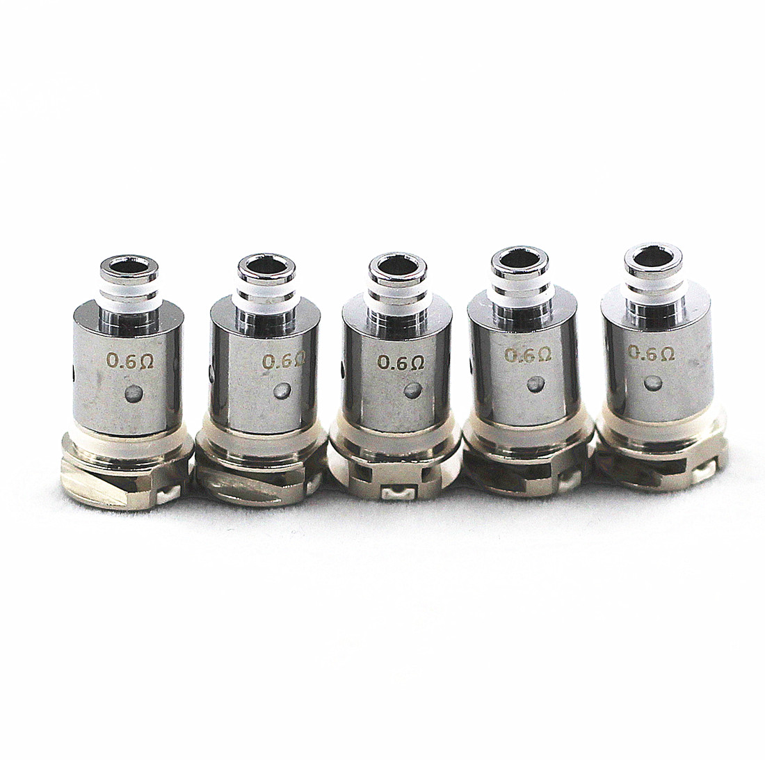 5pcs Noord Replacement Head 1.4ohm Regular Ceramic Coils And 0.6 0.8 Mesh Coils For Pod System Vape Kit