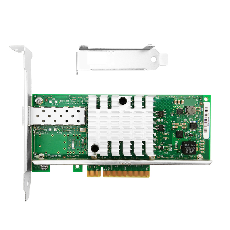 X520-DA1 PCI-E Ethernet Converged Network Card SFP+ 10G PCIe 2.0 X8 Server Adapter with Intel 82599en chip 3