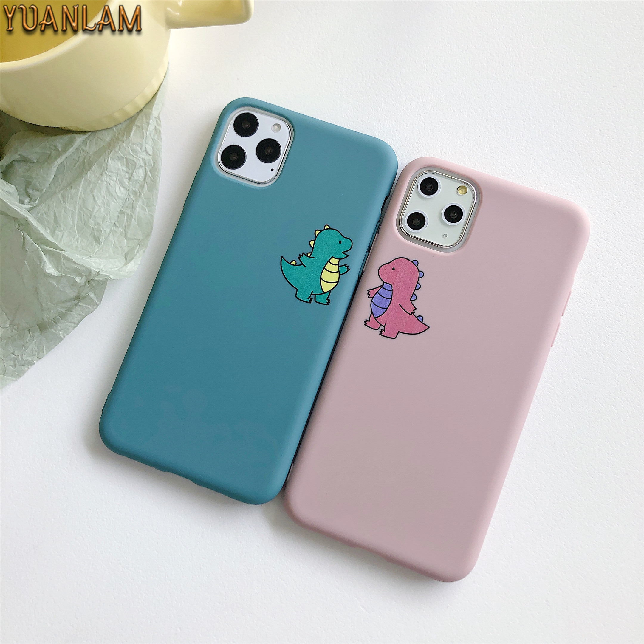 Dinosaur iphone 11 case