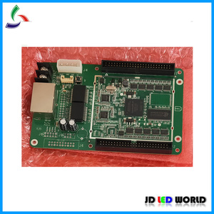 Image 1 - Colorlight T9 synchroniczny kolorowy wyświetlacz ledowy kontroler c i karta odbiorcza światła T9