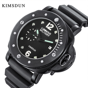 Relógio de pulso para homens de luxo casual montre homme à prova dwaterproof água relogio masculino masculino moda saat erkek