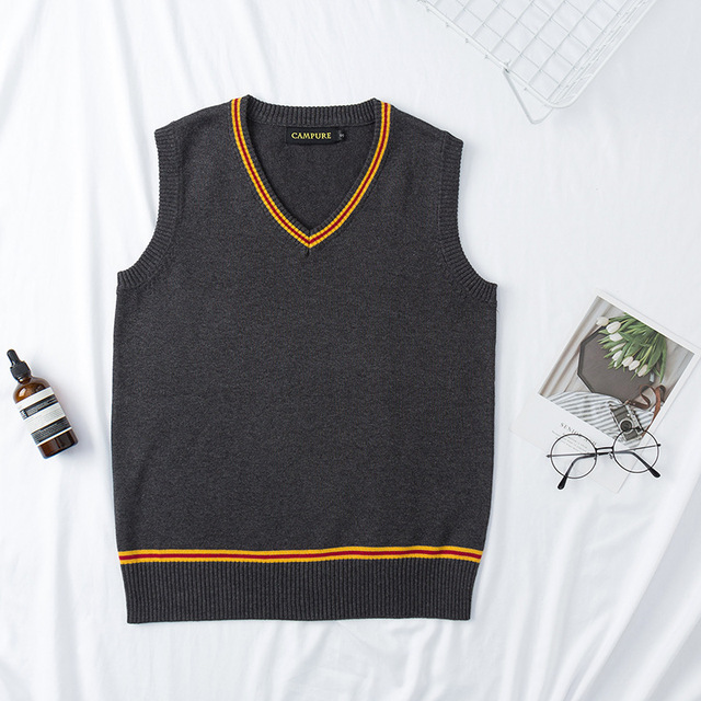 Free Shipping Hufflepuff Cosplay Robe Cloak Skirt Shirt Sweaters Tie Scarf Uniform for Harris Costume