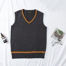 Freies Verschiffen Hufflepuff Cosplay Robe Mantel Rock Shirt Pullover Krawatte Schal Uniform für Harris Kostüm