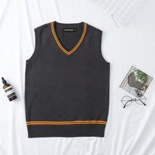 Hufflepuff camiseta uniforme de cosplay, robe com manto, saia, suéter, lenço, uniforme para harris