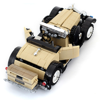 XingBao 03007 Rolls Royce Noble Building Blocks Bricks lepining Toys Model DIY Gift Clone LP