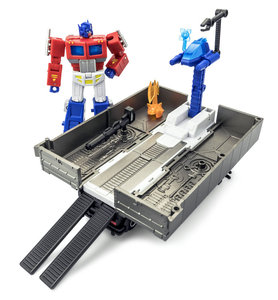 Image 4 - Transformation Mini OP Commander With Trailer Roller Flying Backpack Jinbao  MPP10 MPP10 B MPP10 Action Figure Robot Toys Gifts