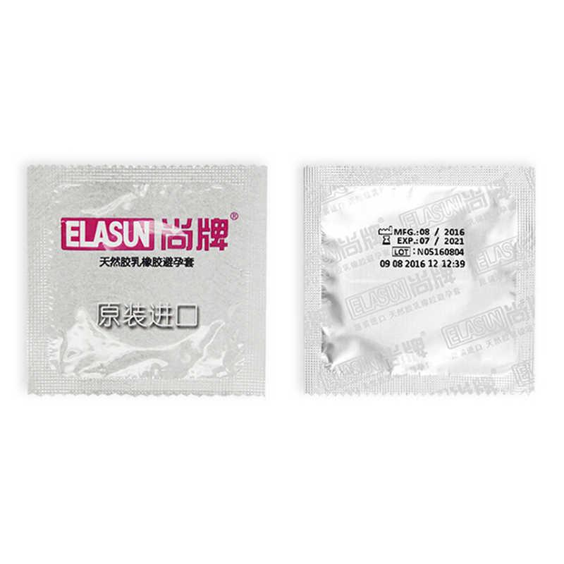 1/10PCS Groß Kondom Natur Latex Kondome mit Voller Öl Zeit Verzögerung Kondom Sicher Empfängnisverhütung Sex Kondome Produkte