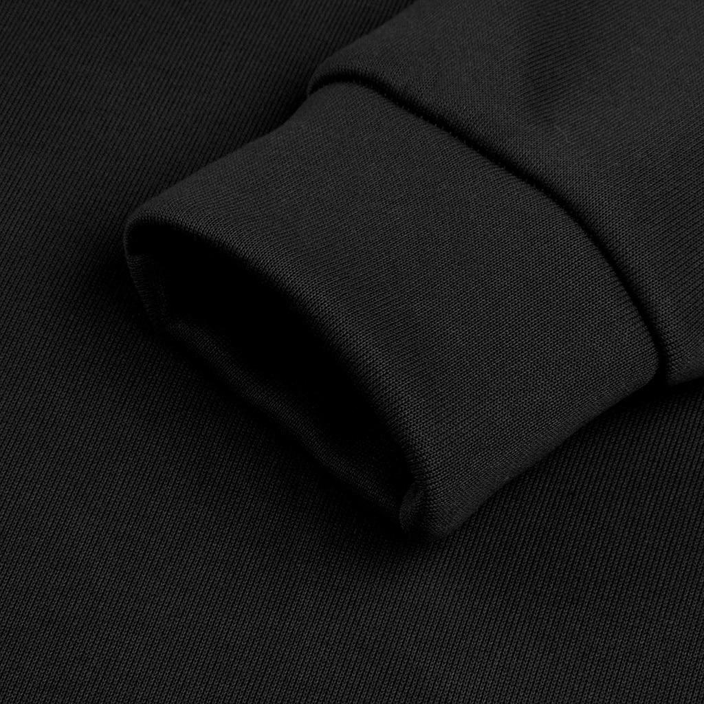 Robe épaisse Hiver femmes col rond à manches longues polaire + ceinture 125