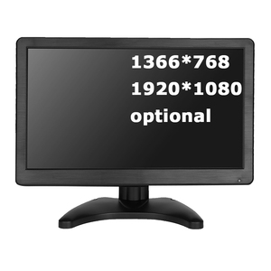 11.6 inch 12 Inch 1366*768 1920*1080 Portable HDMI Monitor TFT LCD Screen with Mini HD Color Display with Built-in Speaker