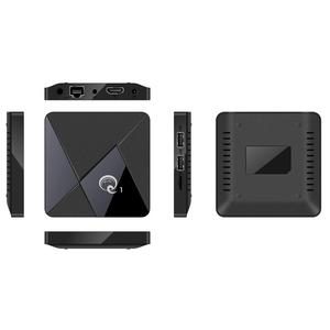 Image 5 - mini Q1 Android 9.0 TV Box Q1 Mini Smart tv box Rockchip RK3328A 2GB 16GB Media Player Google Play 2.4 WiFi Android TV Box