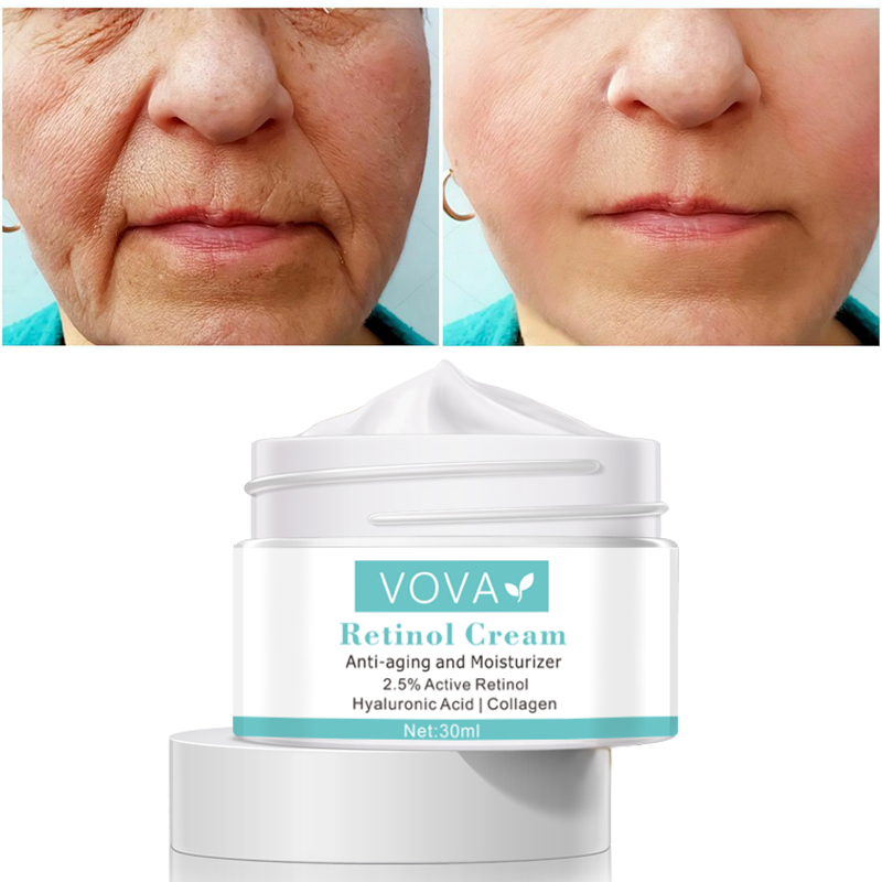 Six peptide cream collagen anti wrinkle whitening cream hyaluronic acid moisturizing anti aging nourishing serum skin care|Facial Self Tanners & Bronzers| - AliExpress