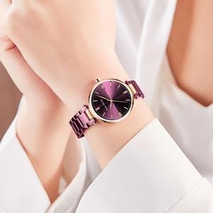 Image 3 - Mini focus 유명 브랜드 쿼츠 시계 reloj mujer 럭셔리 여성 패션 캐주얼 시계 stainles 스틸 레이디 아날로그 시계 방수