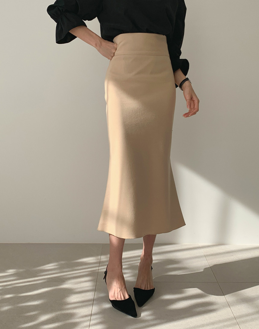 VICONE  Wind Pencil Skirt Skirts Long In Restoring Ancient Ways Hip Skirt Of Tall Waist Skirt