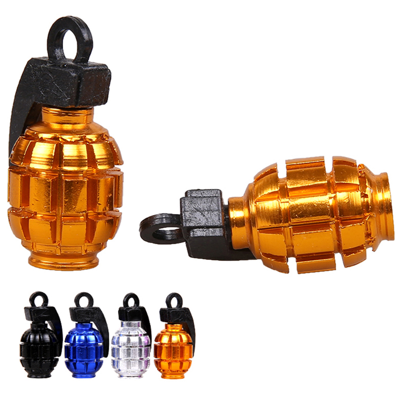Dust Cover Valve Cap Valves Protector Wheel Tire Covered French Tyre Dustproof