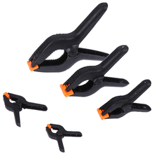 Clips Clamps Holder Woodworking-Tools Plastic DIY 1PC Background-Stand Photo-Studio Nylon