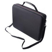 цена на Hard EVA Carrying Case Portable Travel Storage Bag Box for DDJ-WeGO3-K WeGO4-K