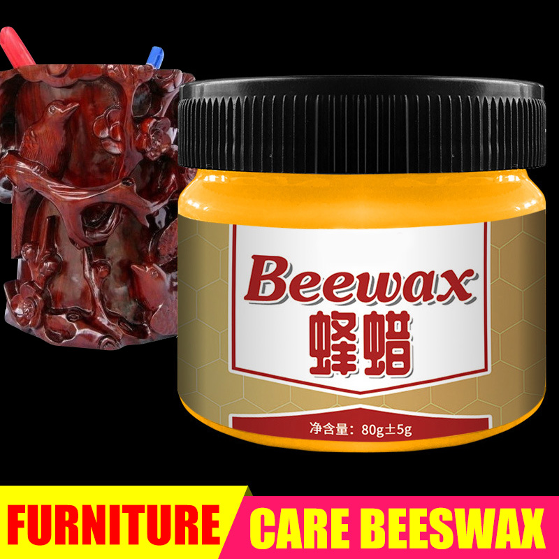 Wood Seasoning Beewax Complete Solution Furniture Care Beeswax Moisture Resistant ALI88