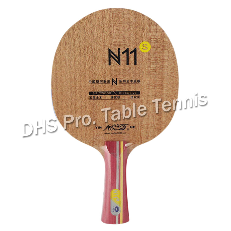 Yinhe N11S N11 5-Playwood Allround Table Tennis Blade For PingPong Racket