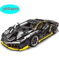 New Lamborghini 100 year Centenario 1:8 hypercar Super Racing Car Fit Lepinings Technic moc 39933 Model Building Blocks Toy Gift