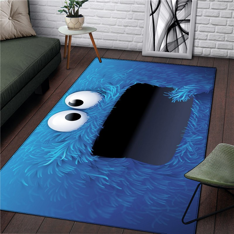 Anime Carpet Rug Home Square Carpet Simple Christmas Gift Bathroom Kitchen Room Living Room Harajuku Fashion Design RUG