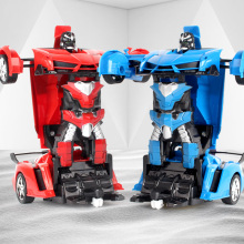 RC Car Transformation Robots Sports Vehicle Model Robots Toy