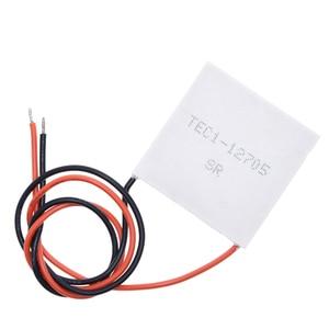 Image 4 - TEC1 12705 Thermoelectric Cooler Peltier TEC1 12706 TEC1 12710 TEC1 12715 40*40MM 12V Peltier Elemente Module