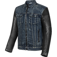 NEW SCOYCO Classic Motorcycle Denim Jacket Men Biker Motocross Jean Spring Summer Jackets Outerwear Cycling Riding Protection